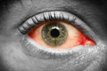 Картинка tired, gray, red, eyes