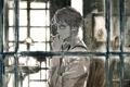 Картинка аниме, арт, мужчина, upscale, toi8