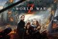 Картинка World War Z, Война миров Z, Город, Вертолет, Зомби, Руины, Огонь