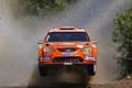 Картинка Ford, Вода, Оранжевый, Брызги, Focus, ралли, WRC