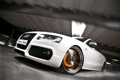 Картинка car, машина, скорость, speed, senner tuning, Audi S5 White