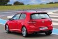 Картинка авто, трасса, Volkswagen, Golf, GTI, 3-door
