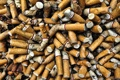 Картинка фон, сигареты, окурки