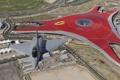 Картинка город, истребитель, четвертого, многоцелевой, полет, поколения, Eurofighter Typhoon