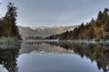 Картинка пейзаж, природа, Lake Matheson