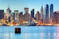 Картинка United States, New York City, New Jersey, Weehawken