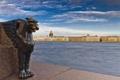 Картинка река, Russia, набережная, питер, санкт-петербург, нева, St. Petersburg