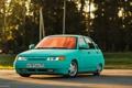 Картинка машина, авто, голубой, Lada, auto, 2112, ВАЗ