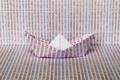 Картинка бумага, кораблик, оригами