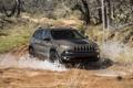 Картинка большой, джип, внедорожник, Jeep, 2013, Cherokee, Trailhawk