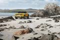 Картинка Пляж, Камни, Концепт-кар, Великобритания, Sport, DC100, Land Rover