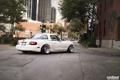 Картинка белая, Mazda, Miata, BBS, stance