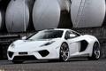 Картинка white, FAB Design, McLaren MP4-12C, tuning