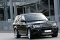 Картинка чёрный, black, Sport, Rover, рендж ровер, Range, Arden
