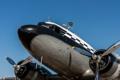 Картинка самолёт, Douglas, транспортный, DC-3