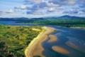 Картинка пляж, вода, река, берег, остров
