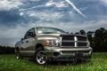 Картинка Dodge, пикап, Ram, Dodge Ram 1500