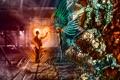 Картинка магия, существо, арт, мужчина, Vitaly S. Alexius