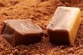 Картинка конфеты, коричневый, какао, карамель обои