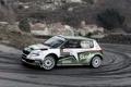 Картинка Дорога, WRC, Rally, Ралли, Skoda, Fabia, Фабия