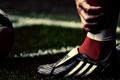 Картинка футбол, нога, бутсы