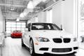 Картинка Белый, BMW, 3 series