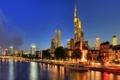 Картинка city, город, Germany, Frankfurt am Main