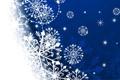 Картинка зима, снежинки, праздник, вектор