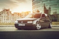 Картинка Volkswagen, Golf, sun, Mk4, Ciprian Mihai