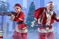 Картинка Санта Клаус, Santa, gta online, новый год
