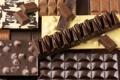 Картинка белый шоколад, шоколад, орехи