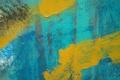 Картинка краска, жолтый, синий