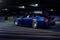 Картинка BMW, F10, Vossen, Wheels, Edition, Limited, Rear