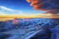 Картинка пейзаж, озеро, лёд