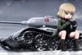 Картинка Art, Girls und Panzer, Katyusha, Chipika