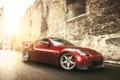 Картинка red, Nissan, 350z, tuning