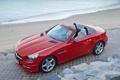 Картинка авто, красный, мерс