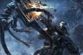 Картинка оружие, инопланетянин, нанокостюм, crysis