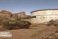 Картинка гора, танк, tanks, CryEngine, mail.ru, Armored Warfare, Obsidian Entertainment