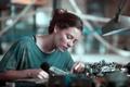 Картинка Evangeline Lilly, Эванджелин Лилли, Живая сталь, Real Steel