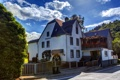 Картинка облака, город, фото, улица, дома, Германия, Bruttig-Fankel