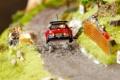 Картинка Ралли, Diorama, Макет, Дорога, Citroen, S. Loeb, WRC