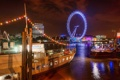 Картинка ночь, огни, Лондон, A Fun Night in London