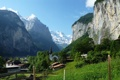 Картинка Switzerland, Lauterbrunnen, Bern, muntains.