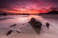 Картинка закат, пейзаж, море