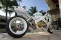 Картинка тюнинг, мотоцикл, Yamaha, YZF-R