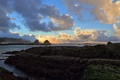 Картинка USA, США, Штат Орегон, State Oregon, Sunset Bay