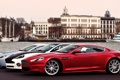 Картинка Aston Martin, DBS, V12Vantage, VanquishS