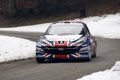 Картинка гонки, Peugeot, трек, ралли, Monte Carlo Rally 2011