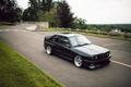 Картинка черный, тюнинг, бмв, BMW, black, tuning, E30